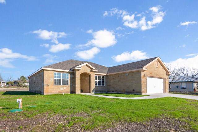 121 Steeplechase Ln, Jarrell, TX 76537 (#6704455) :: The Perry Henderson Group at Berkshire Hathaway Texas Realty