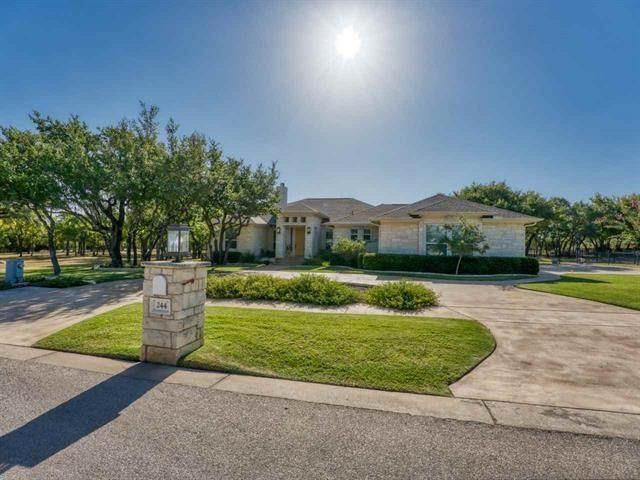 244 Sunday Dr, Burnet, TX 78611 (#6728308) :: RE/MAX Capital City
