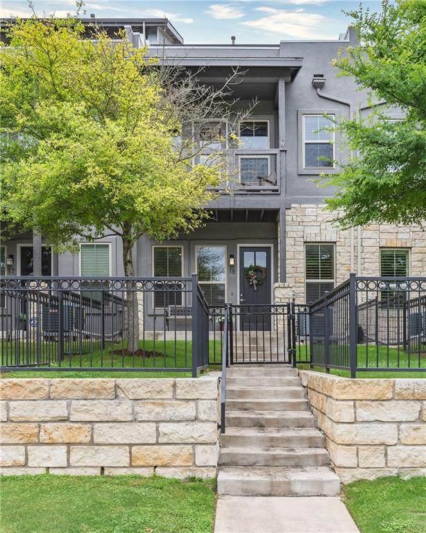 2520 Bluebonnet Ln #16, Austin, TX 78704 (#6735385) :: Ben Kinney Real Estate Team