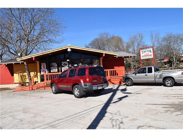 115 Main St, Blanco, TX 78654 (#6735990) :: Forte Properties