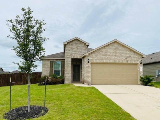 2001 Cliffbrake Way, Georgetown, TX 78626 (#6743170) :: R3 Marketing Group