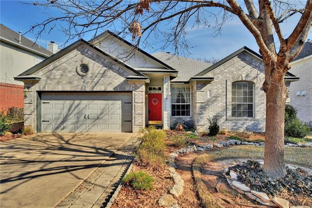 16705 Tomcat Dr, Round Rock, TX 78681 (#6760956) :: Ben Kinney Real Estate Team