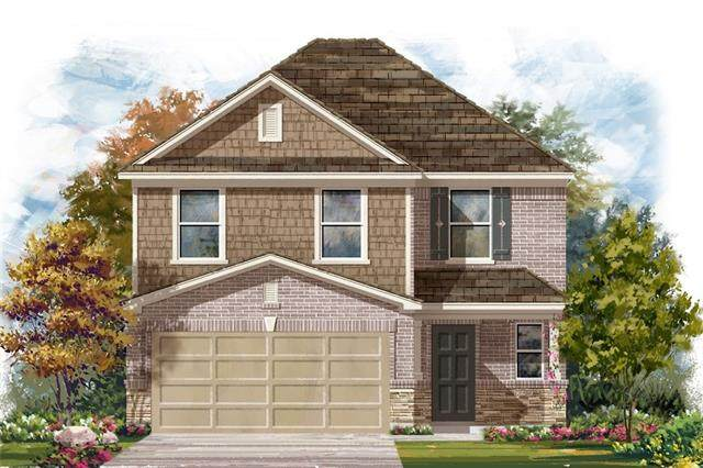 236 Benmyrtle Trl, Georgetown, TX 78626 (#6775269) :: 12 Points Group