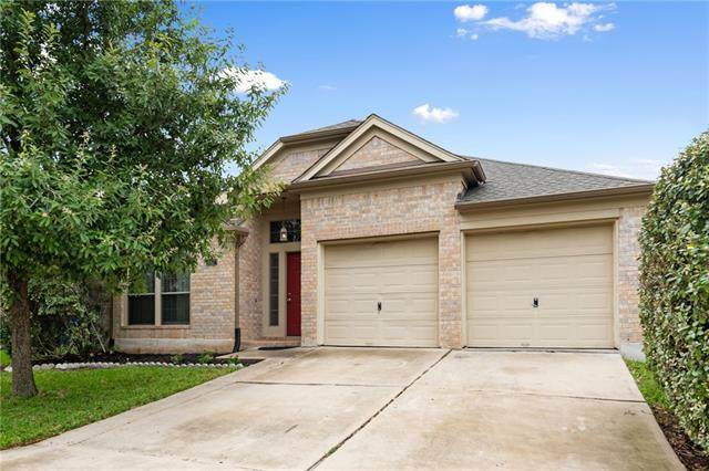 11617 Glen Knoll Dr, Manor, TX 78653 (#6812380) :: The Heyl Group at Keller Williams