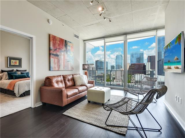 360 Nueces St #1205, Austin, TX 78701 (#6816043) :: Papasan Real Estate Team @ Keller Williams Realty