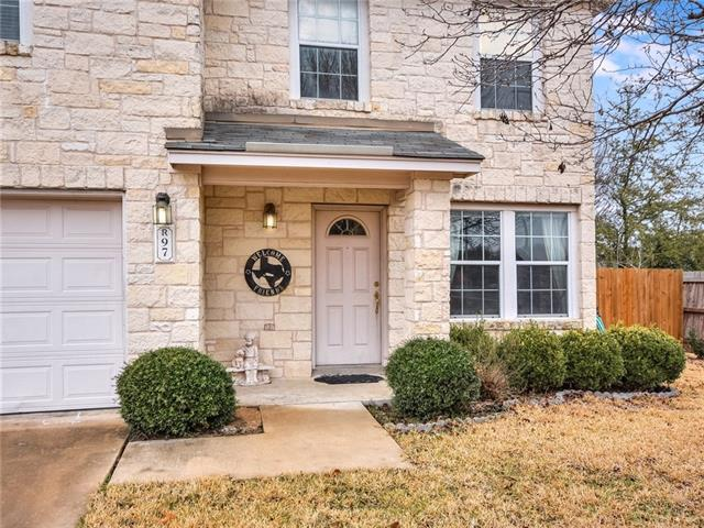 97 Stonehedge Blvd, Georgetown, TX 78626 (#6825464) :: RE/MAX Capital City