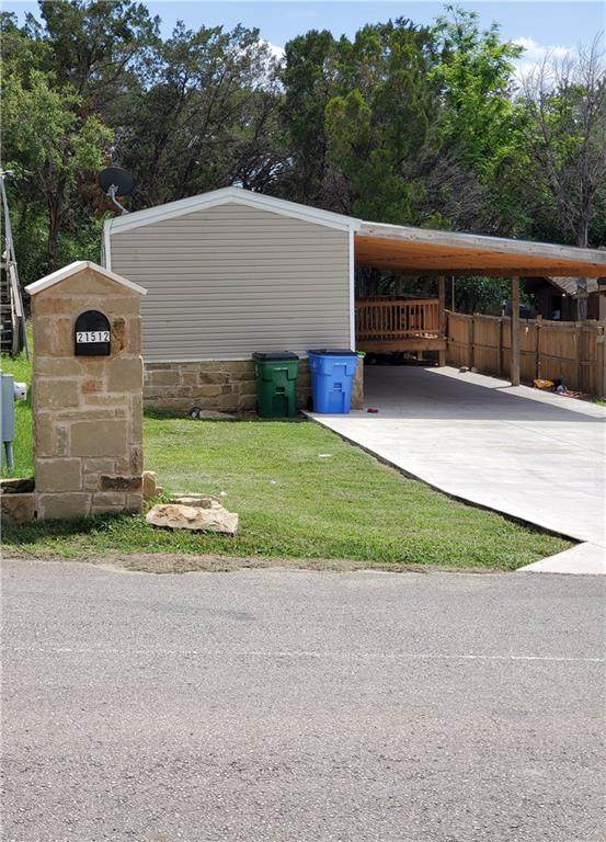 21512 Coyote Trl, Lago Vista, TX 78645 (#6844545) :: First Texas Brokerage Company