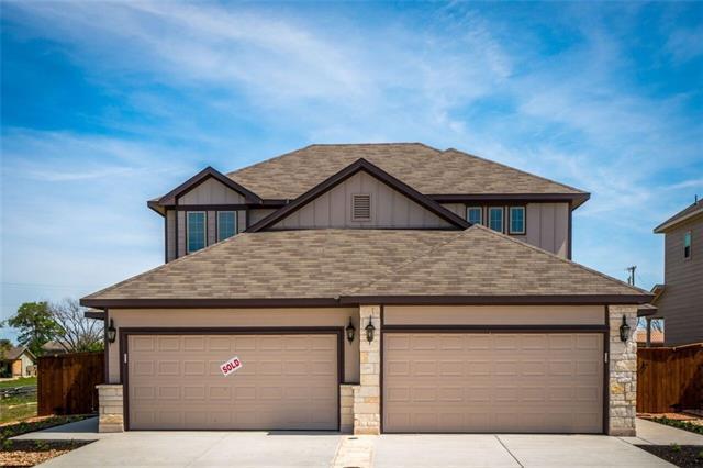 460 High Tech Dr, Georgetown, TX 78626 (#6851300) :: Forte Properties
