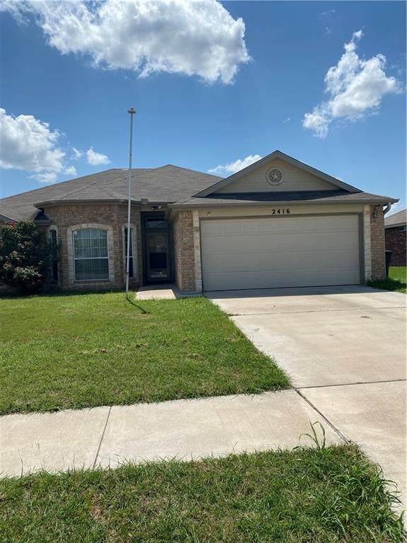 2416 Ryan Dr, Copperas Cove, TX 76522 (#6863398) :: Papasan Real Estate Team @ Keller Williams Realty
