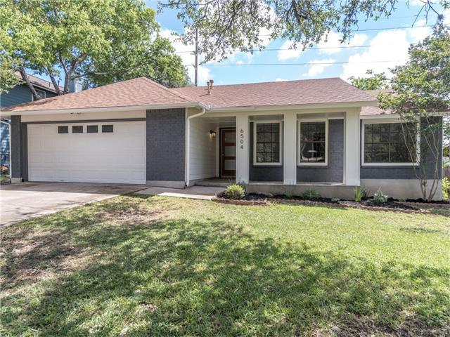 6504 Luckenbach Ln, Austin, TX 78729 (#6886710) :: Papasan Real Estate Team @ Keller Williams Realty
