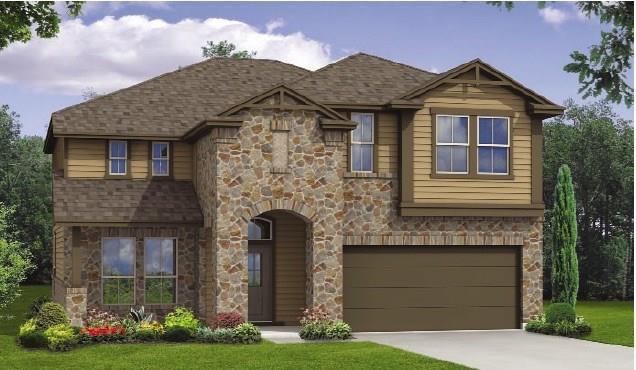 112 Beech Creek, Leander, TX 78641 (#6887383) :: Watters International