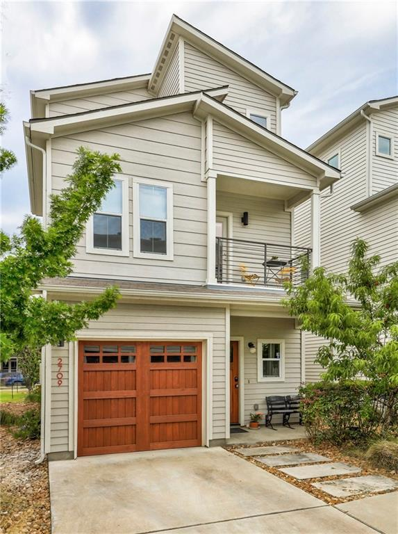 2709 Halcyon Dr #5, Austin, TX 78702 (#6915282) :: The Heyl Group at Keller Williams