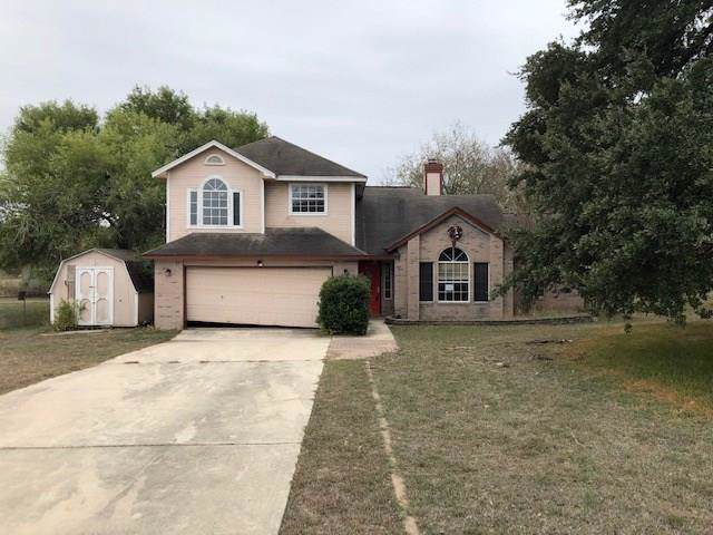310 Dove Hollow Dr, Kyle, TX 78640 (#6917209) :: The Perry Henderson Group at Berkshire Hathaway Texas Realty