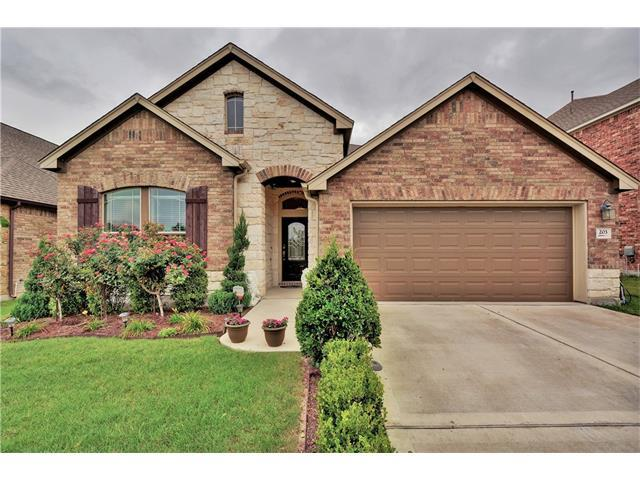203 Gaspar Bnd, Cedar Park, TX 78613 (#6924961) :: RE/MAX Capital City