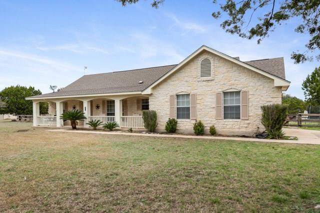 1855 County Road 262, Georgetown, TX 78633 (#6961147) :: Austin Portfolio Real Estate - The Bucher Group