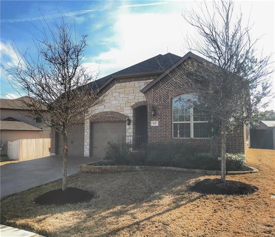 601 Drystone Trl, Liberty Hill, TX 78642 (#6971656) :: TexHomes Realty