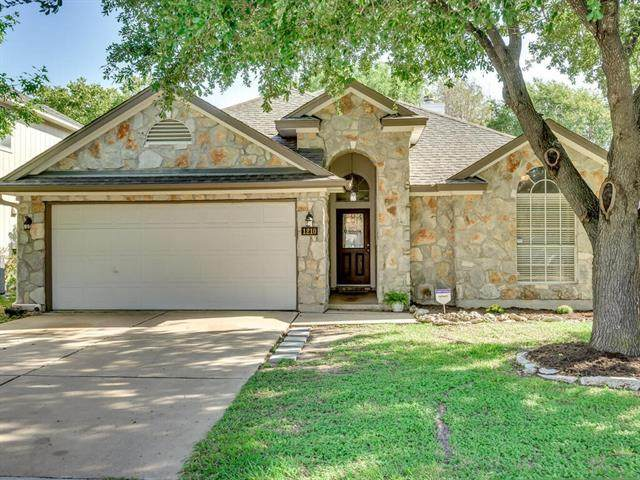 1210 Pathfinder Way, Round Rock, TX 78665 (#7016060) :: First Texas Brokerage Company