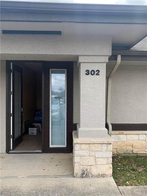 930 S Bell Blvd #302, Cedar Park, TX 78613 (#7029080) :: Front Real Estate Co.