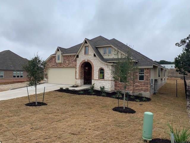 848 Mediterranean Drive, Leander, TX 78641 (#7075717) :: Douglas Residential