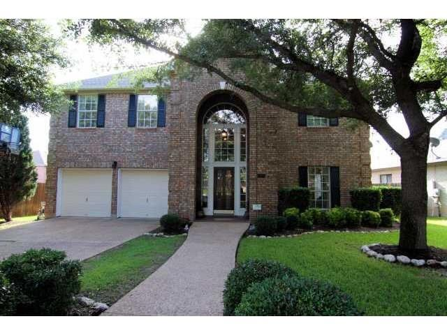 1803 Apache Trl, Round Rock, TX 78665 (#7110596) :: The ZinaSells Group
