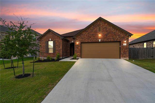 112 Mammoth, Taylor, TX 76574 (#7123501) :: The Perry Henderson Group at Berkshire Hathaway Texas Realty