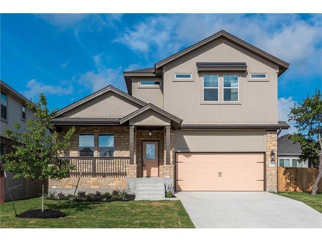 521 Loma Cedro Bnd, Leander, TX 78641 (#7129719) :: Forte Properties