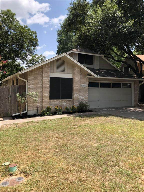 11913 Elfcroft Dr, Austin, TX 78758 (#7194180) :: The Heyl Group at Keller Williams