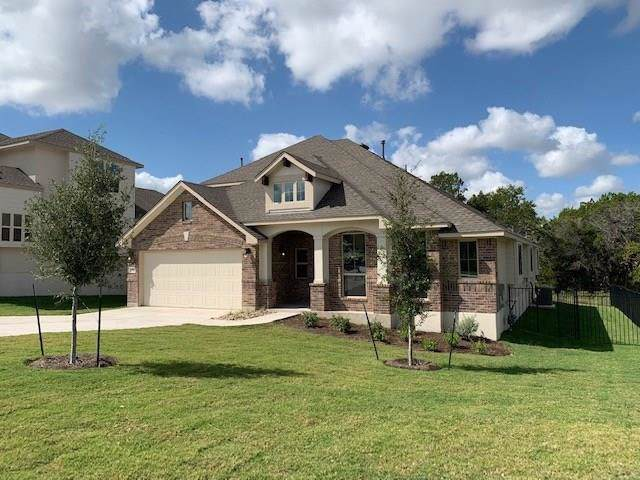 821 Mediterranean Drive, Leander, TX 78641 (#7194894) :: The Perry Henderson Group at Berkshire Hathaway Texas Realty