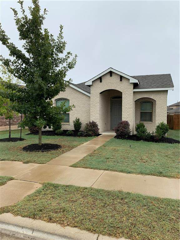 1420 Hamiltons Way, Leander, TX 78641 (#7233471) :: RE/MAX IDEAL REALTY