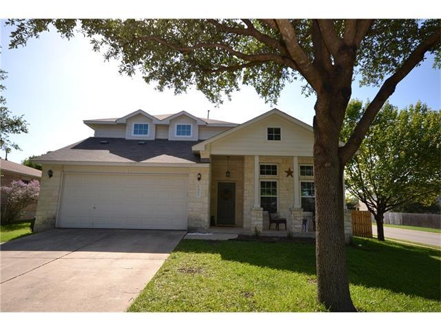 1901 Brentwood Dr, Leander, TX 78641 (#7246667) :: The ZinaSells Group