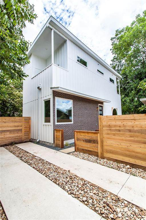 4706 Sylvandale Dr #2, Austin, TX 78745 (#7261961) :: Papasan Real Estate Team @ Keller Williams Realty