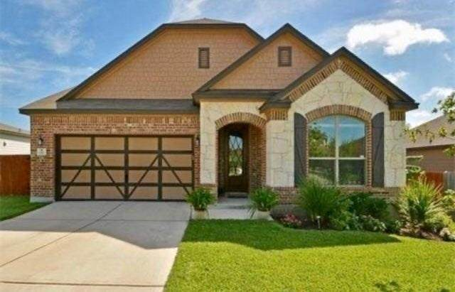 257 Connor Elkins Dr, Kyle, TX 78640 (#7293492) :: The Heyl Group at Keller Williams