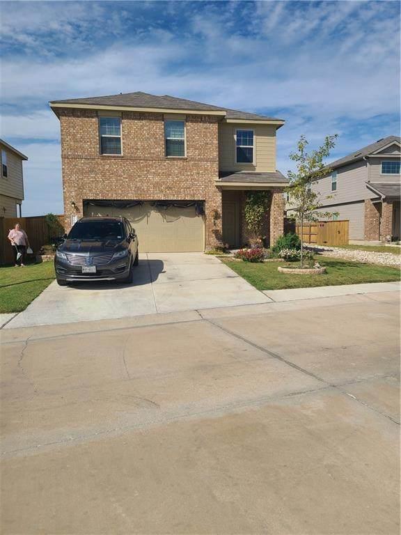 708 Circle 46H, Jarrell, TX 76537 (#7316830) :: First Texas Brokerage Company