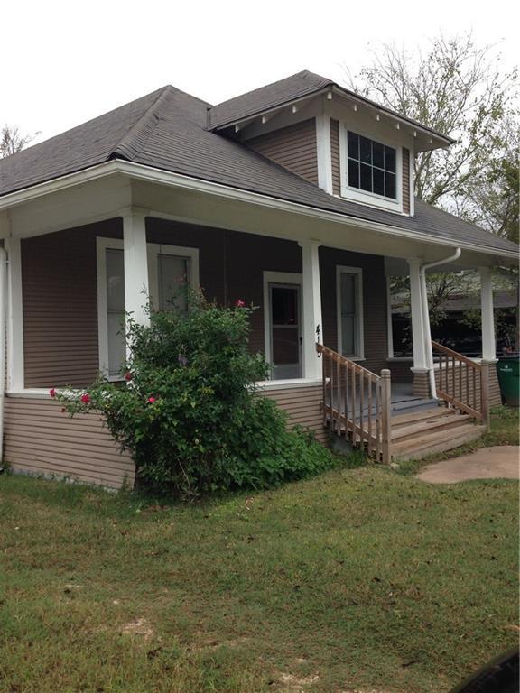 415 Ferguson St, Taylor, TX 76574 (#7324949) :: RE/MAX Capital City