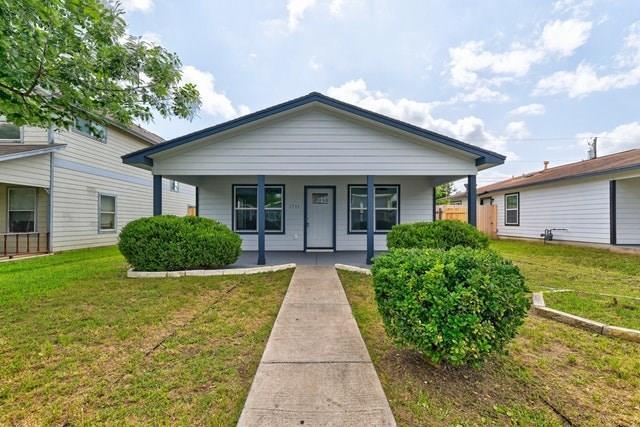 1711 Leander St, Georgetown, TX 78626 (#7344583) :: The Heyl Group at Keller Williams