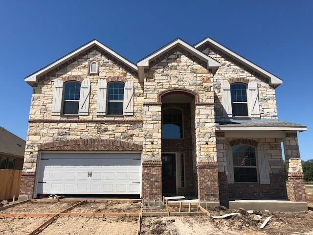 205 Tinto St, Leander, TX 78641 (#7349342) :: The ZinaSells Group