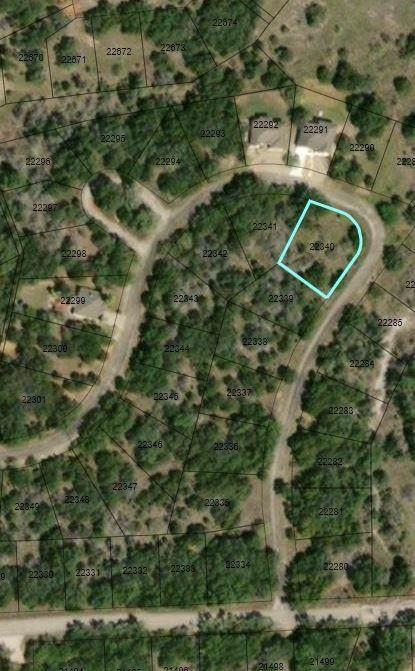 1016 (Lot 9061) Ponderosa Rd, Horseshoe Bay, TX 78657 (#7352237) :: Papasan Real Estate Team @ Keller Williams Realty