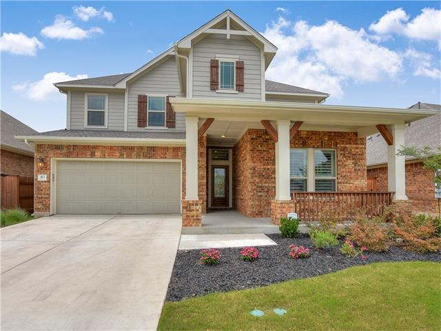 413 Inspiration Dr, Liberty Hill, TX 78642 (#7374015) :: The Gregory Group