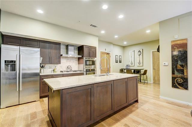 1600 Barton Springs Rd #5102, Austin, TX 78704 (#7378607) :: Amanda Ponce Real Estate Team