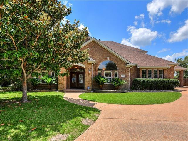 10312 N Van Winkle Ct, Austin, TX 78739 (#7438005) :: Forte Properties