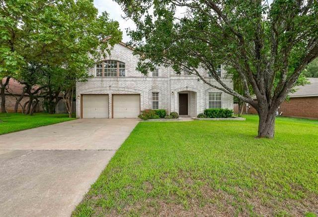 1201 Cedar Hills Blvd, Cedar Park, TX 78613 (#7458992) :: Watters International