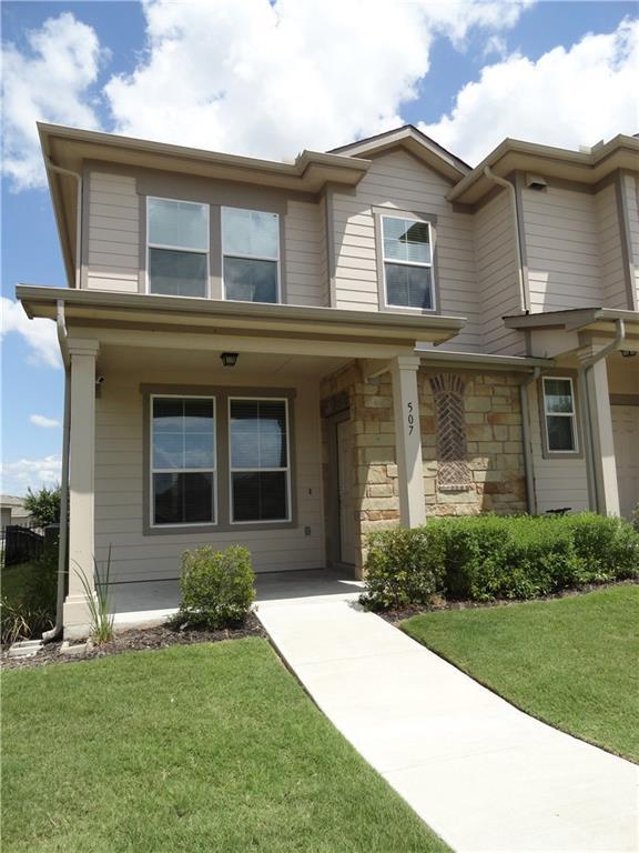 507 N Heatherwilde Blvd, Pflugerville, TX 78660 (#7459106) :: Douglas Residential