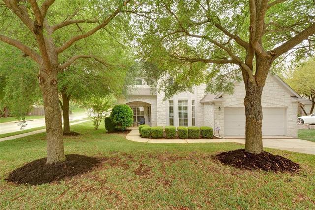 3100 Persimmon Valley Trl, Austin, TX 78732 (#7461534) :: Forte Properties