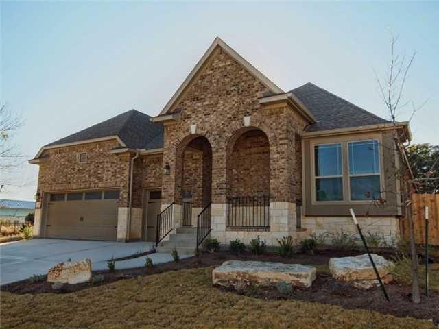 400 Highland Horizon, Austin, TX 78717 (#7465067) :: The Perry Henderson Group at Berkshire Hathaway Texas Realty