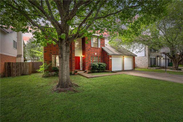 807 Riverlawn Dr, Round Rock, TX 78681 (#7466694) :: Front Real Estate Co.