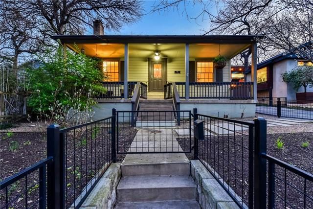 907 Post Oak St, Austin, TX 78704 (#7476661) :: Amanda Ponce Real Estate Team