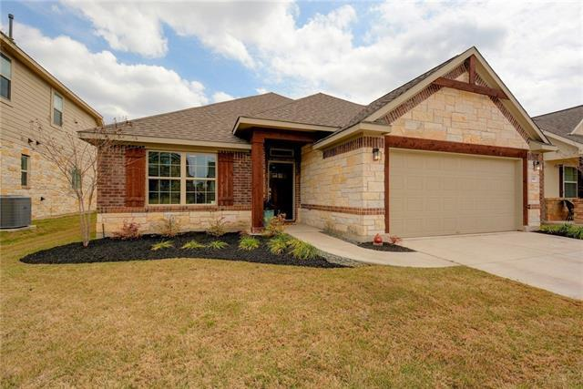 8061 Arezzo Dr, Round Rock, TX 78665 (#7479325) :: Ben Kinney Real Estate Team