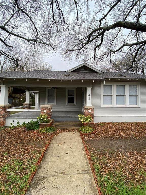 407 Mill St, San Marcos, TX 78666 (#7479551) :: Lancashire Group at Keller Williams Realty