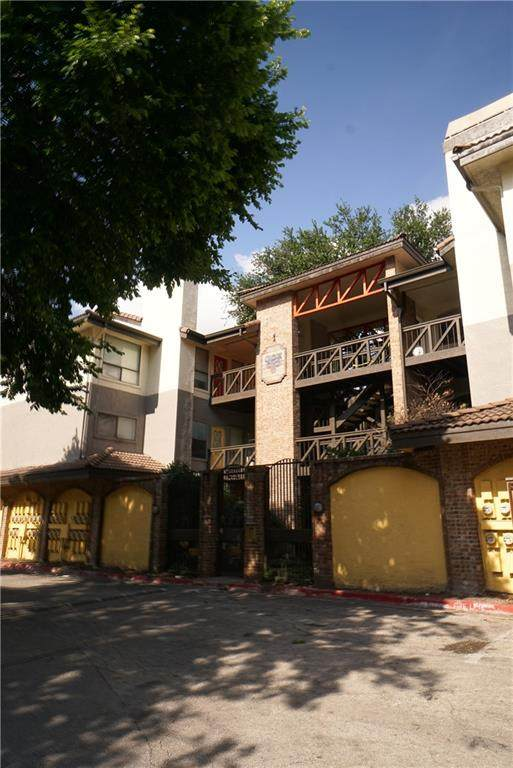 806 W 24th St #113, Austin, TX 78705 (#7496883) :: Zina & Co. Real Estate