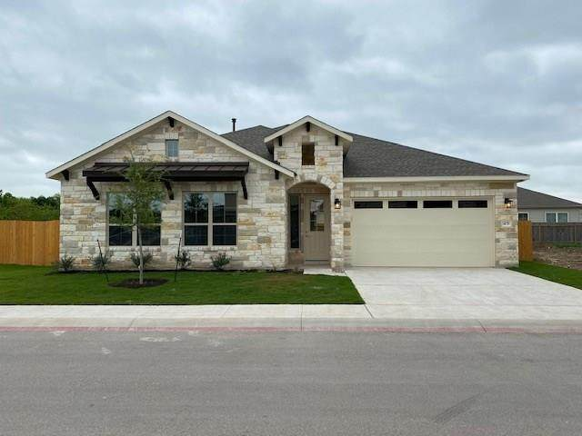 3750 E Palm Valley Blvd #45, Round Rock, TX 78665 (#7497364) :: Watters International
